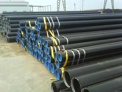 ASTM tuyaux en acier sans soudure en Standard American