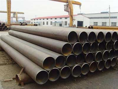 API 5CT Longitudinal Steel Pipe for Oil Casing and Tubing Pipes