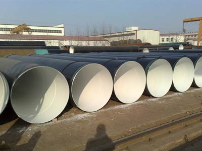 3PE、3PP External Anti-corrosion of Steel Pipeline